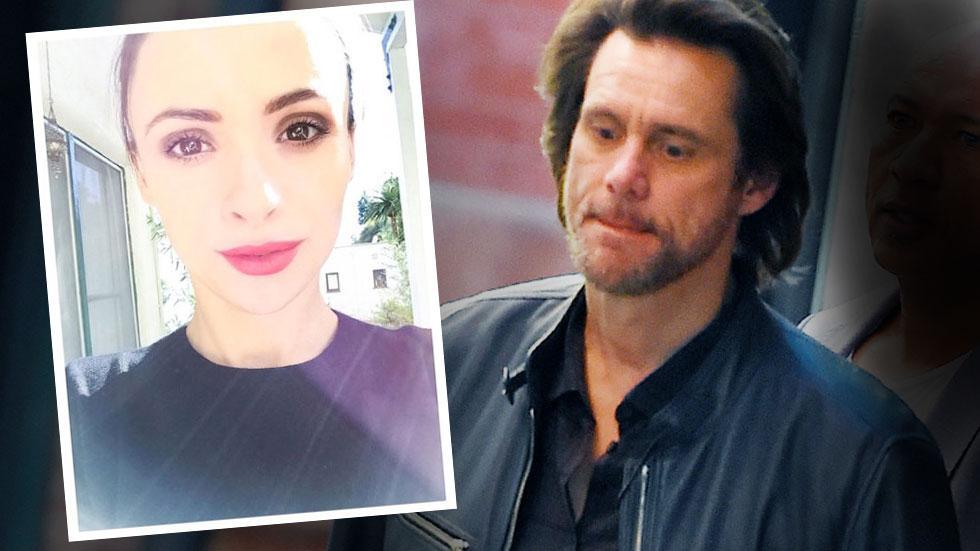 Jim Carrey Shocked Girlfriend Suicide