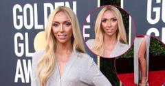 Scary Skinny! Giuliana Rancic Looks Skeletal At The 2020 Golden Globes Red Carpet