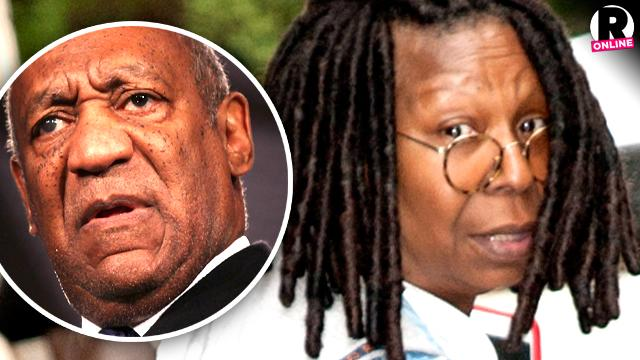 Whoopi Goldberg Concede Bill Cosby ABC Bosses