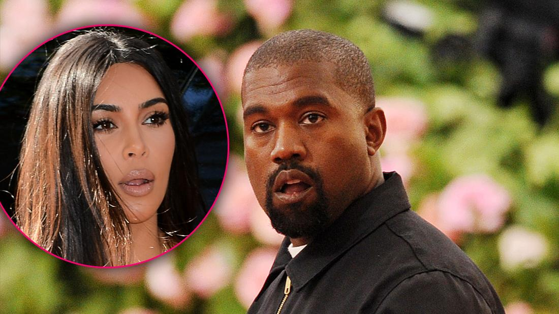 Kim's Horror! Kanye Confesses Porn Addiction: 'I Drowned Myself In It'