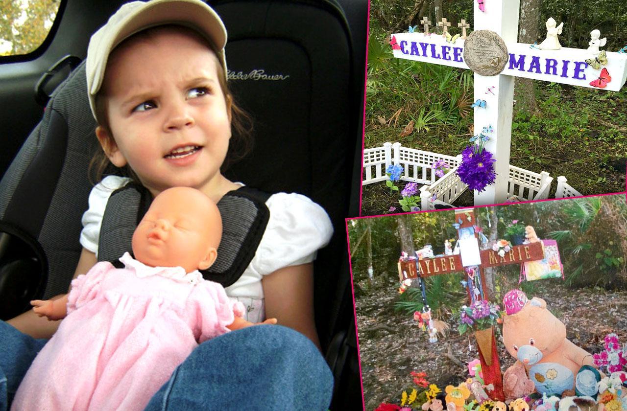 //Caylee Anthony Grave Site Land Owner Reveals Shock pp
