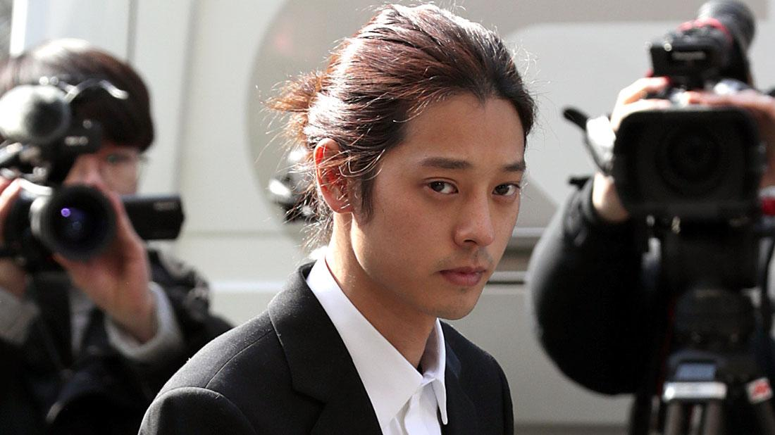 K-Pop Star Jung Joon-Young Arrested Over Sex Tape Scandal