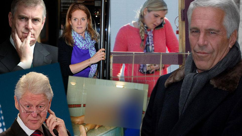 Jeffrey Epstein Sex Scandal Timeline