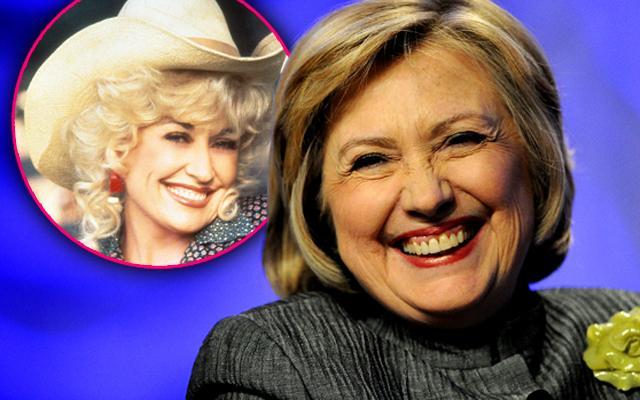 Hillary Clinton Dolly Parton Themed Birthday Party