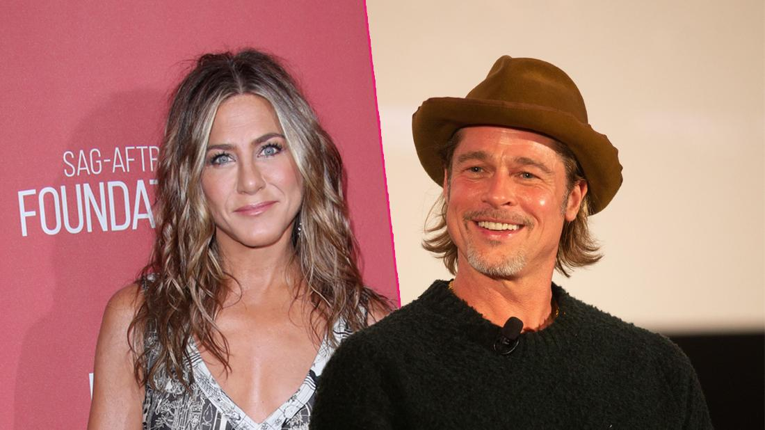 Jennifer Aniston & Ex Brad Pitt Invited To Same Golden Globes Party