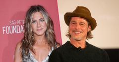 Jennifer Aniston & Ex Brad Pitt Invited To Same Golden Globes Party