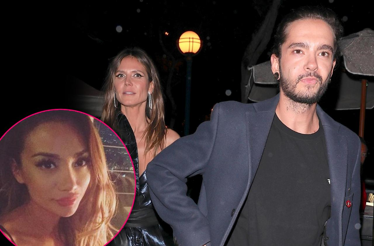 Heidi Klum Boyfriend Tom Kaulitz Still Married