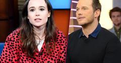 Ellen Page Calls Out Chris Pratt