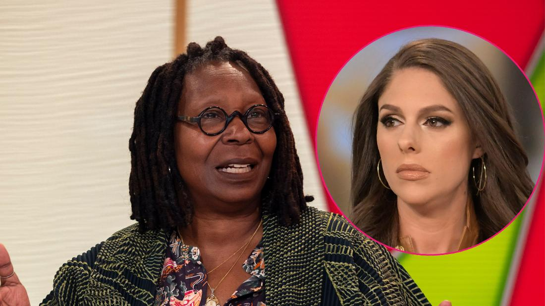Whoopi Goldberg Allegedly Left Meeting With ABC 'Unhappy'