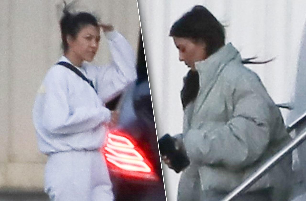Kim Kourtney Return Khloe Kardashian Birth