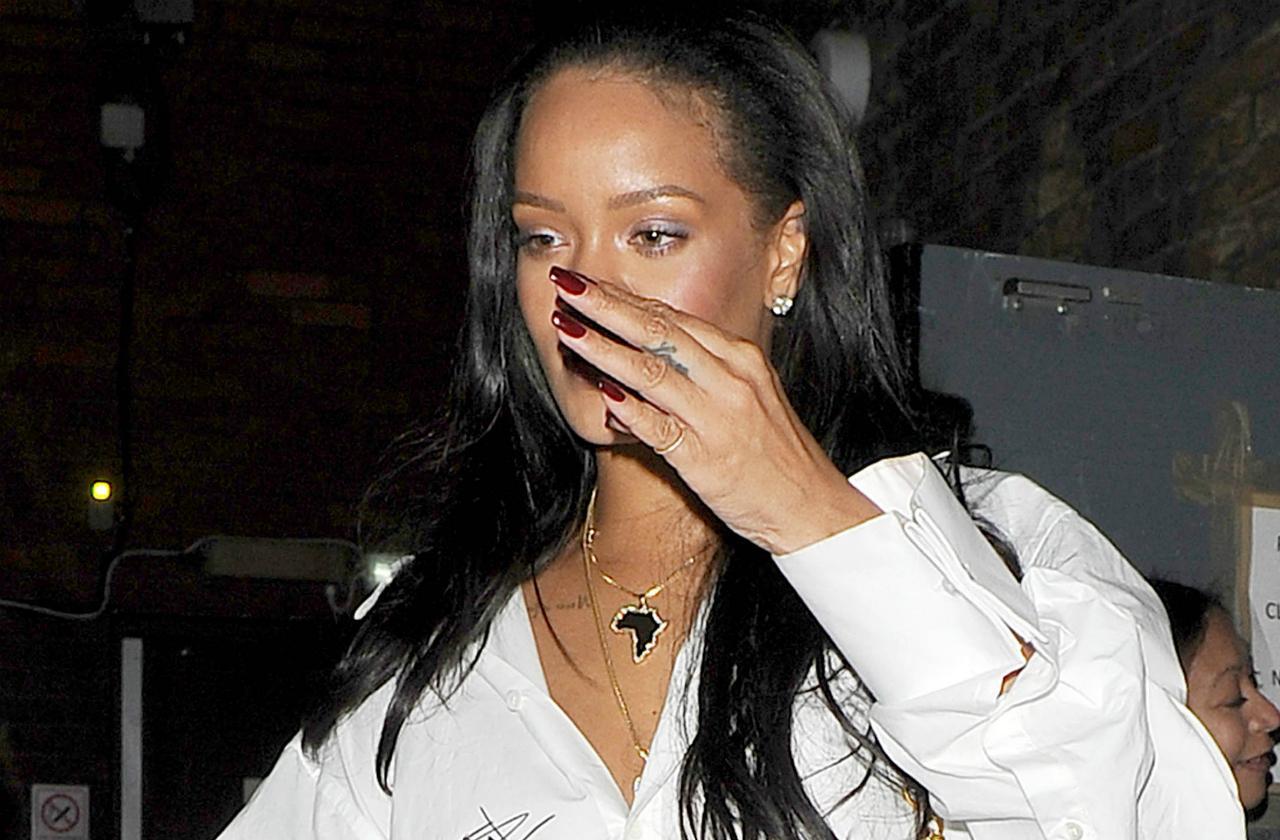 Rihanna Celebrity Sex Confessions