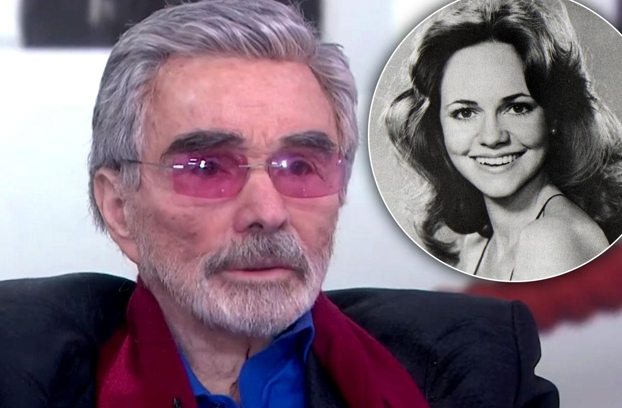 //Burt Reynolds In Love Sally Field  pp