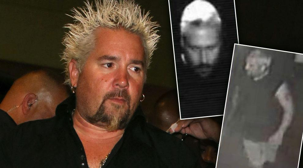 Guy Fieri Impersonator Robs Sports Bar