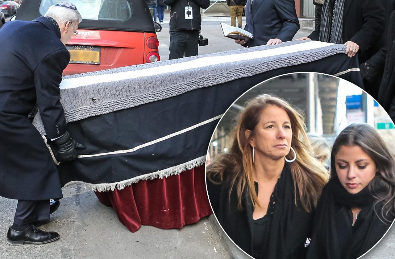 //jill zarin husband bobby funeral speech pp