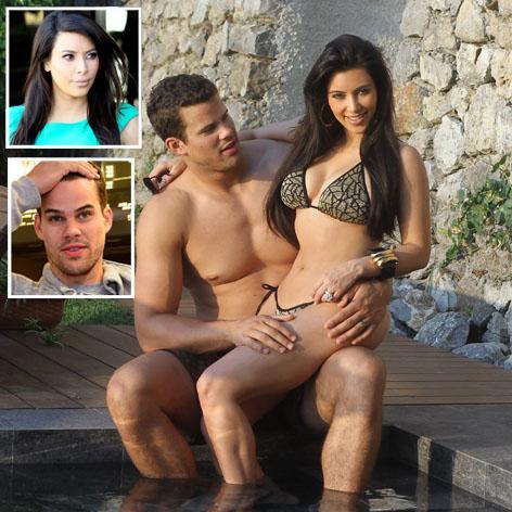 //kim kardashian kris humphries honeymoon square gettysplash