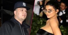 Billionaire Kylie Jenner Bankrolling Her Broke Brother Rob Kardashian