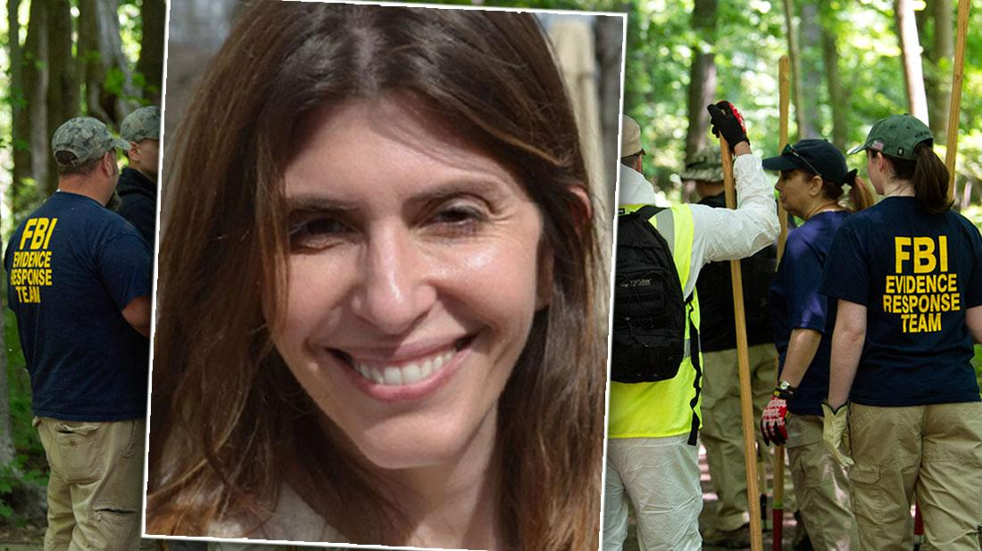 FBI Swarm Local Pond for Clues After Discovering New Evidence In Missing Mom Case