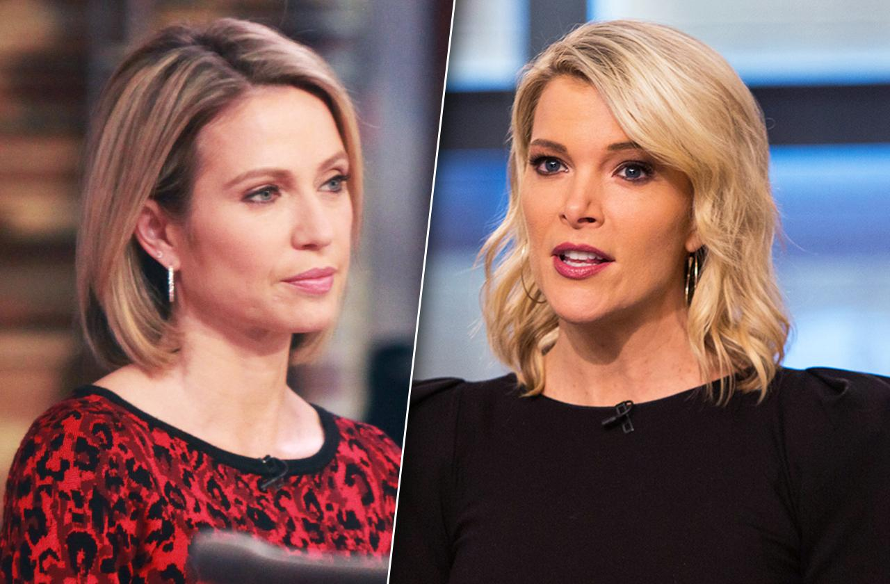 GMA Star Amy Robach Says Megyn Kelly Needs To Accept Responsibility For Blackface Comments
