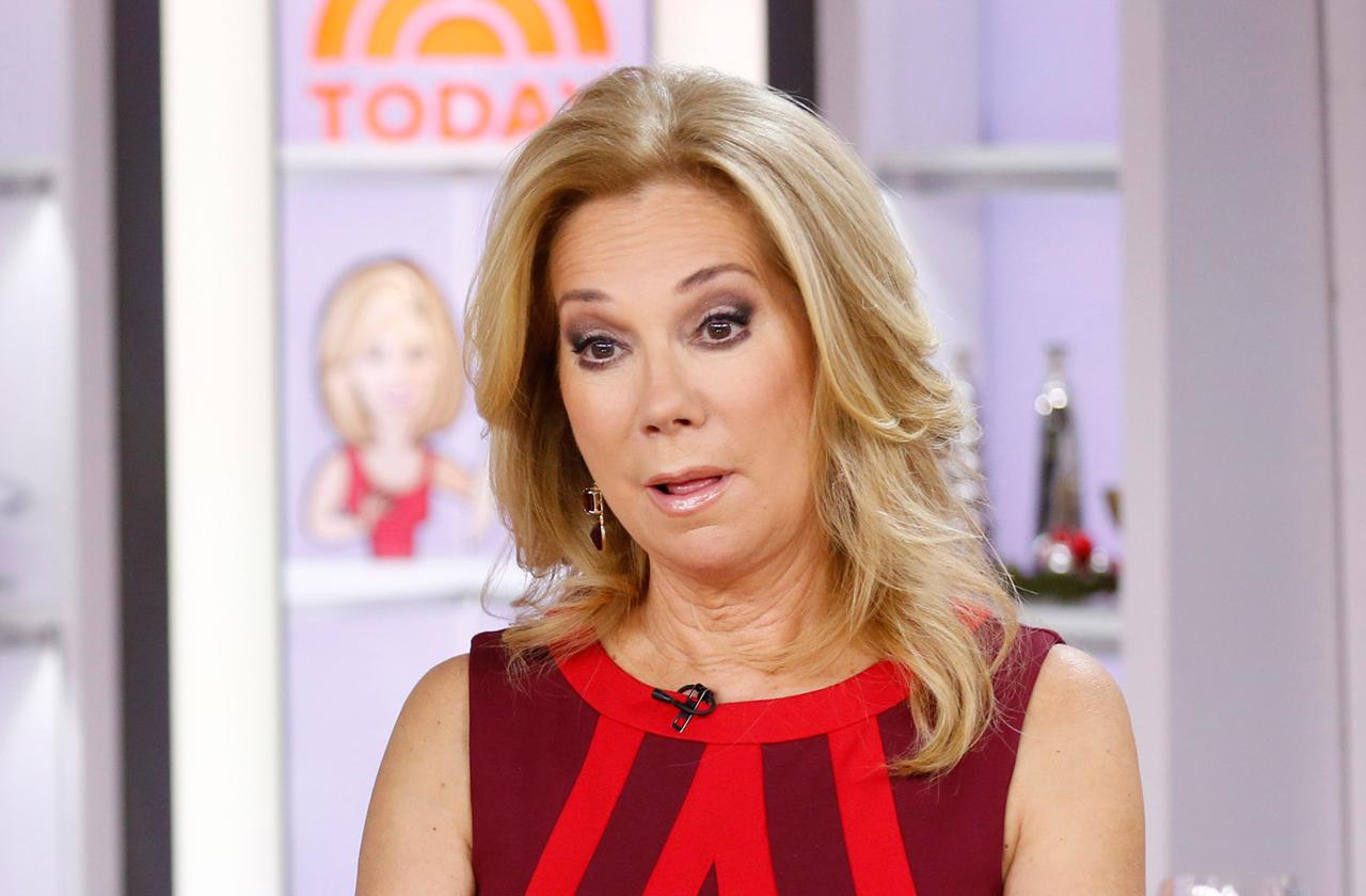 Kathie Lee Gifford Pushed Out Of Today Show