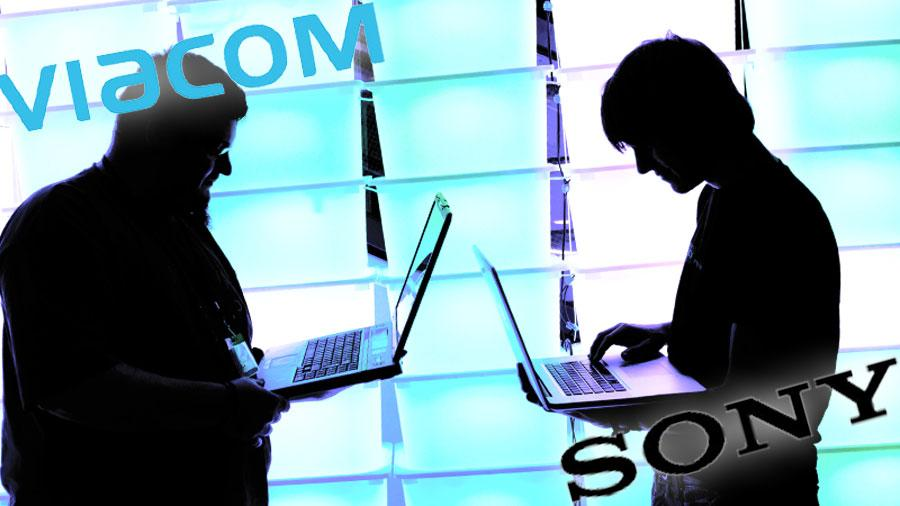 Sony Hacking Scandal Viacom Security