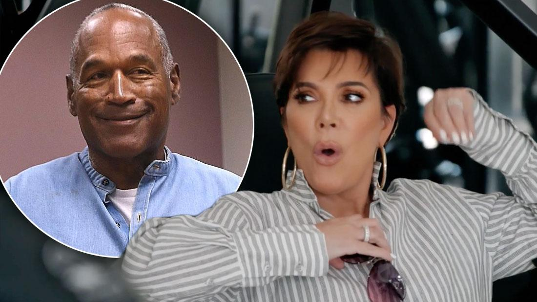 Kris Jenner Angry Cries At Rumors She Slept With O.J. Simpson