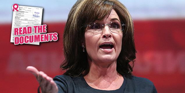 //sarah palin i dont care about your stupid copyright