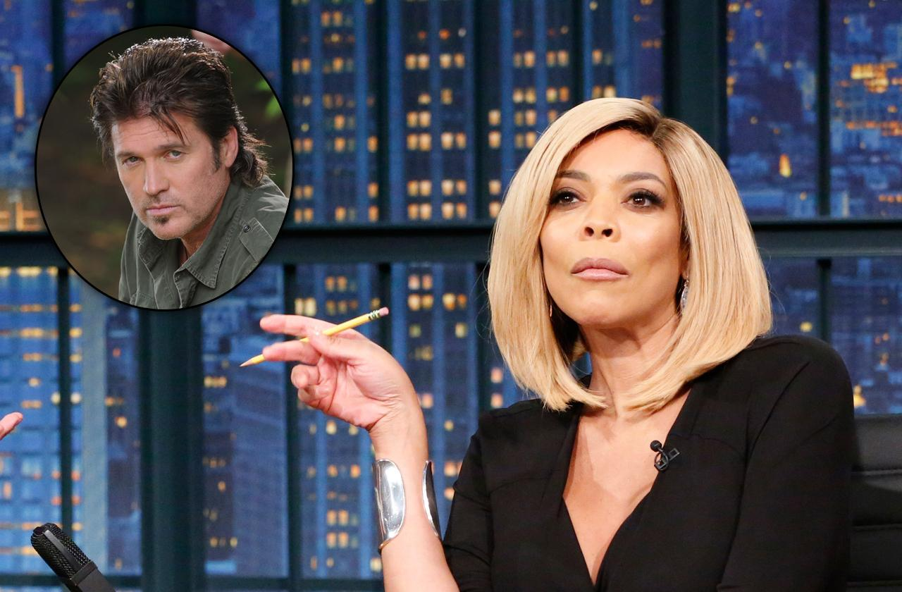 Billy Ray Cyrus Wendy Williams And Other Awkward Celebrity Interviews Exposed