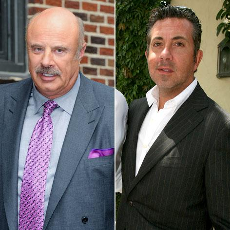 //dr phil dr charlie sophy square getty