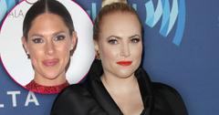 Meghan McCain Denies Involvement In Abby Huntsman Exit