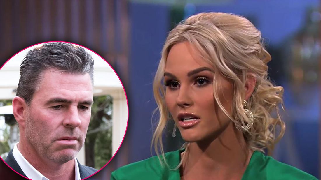Meghan Edmonds Claims Ex Jim Was 'drinking & partying with much younger women' Before Split