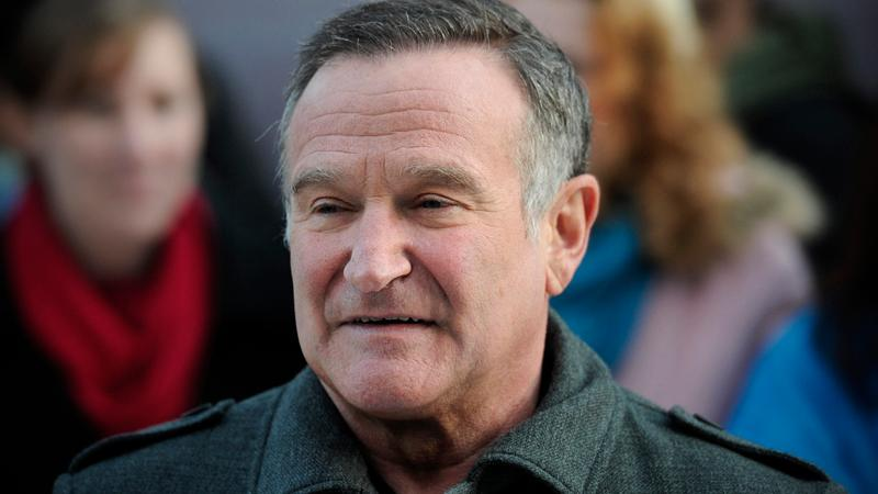 //robin williams sleeping  hours pp