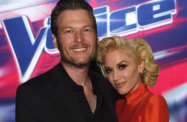 Voice Blake Shelton Gwen Stefani Judges Love Bonus