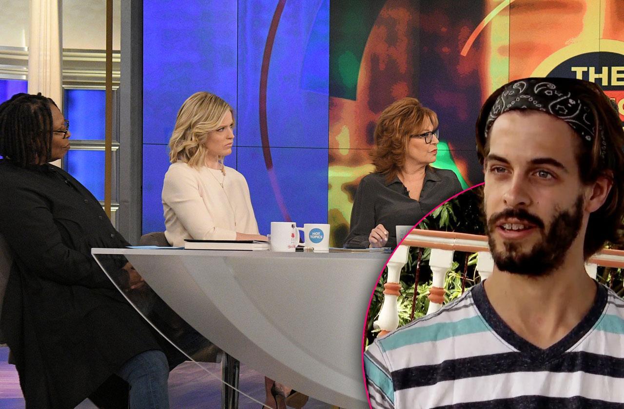 //Jill Duggar Husband Derick Dillard Slams The View Hosts pp