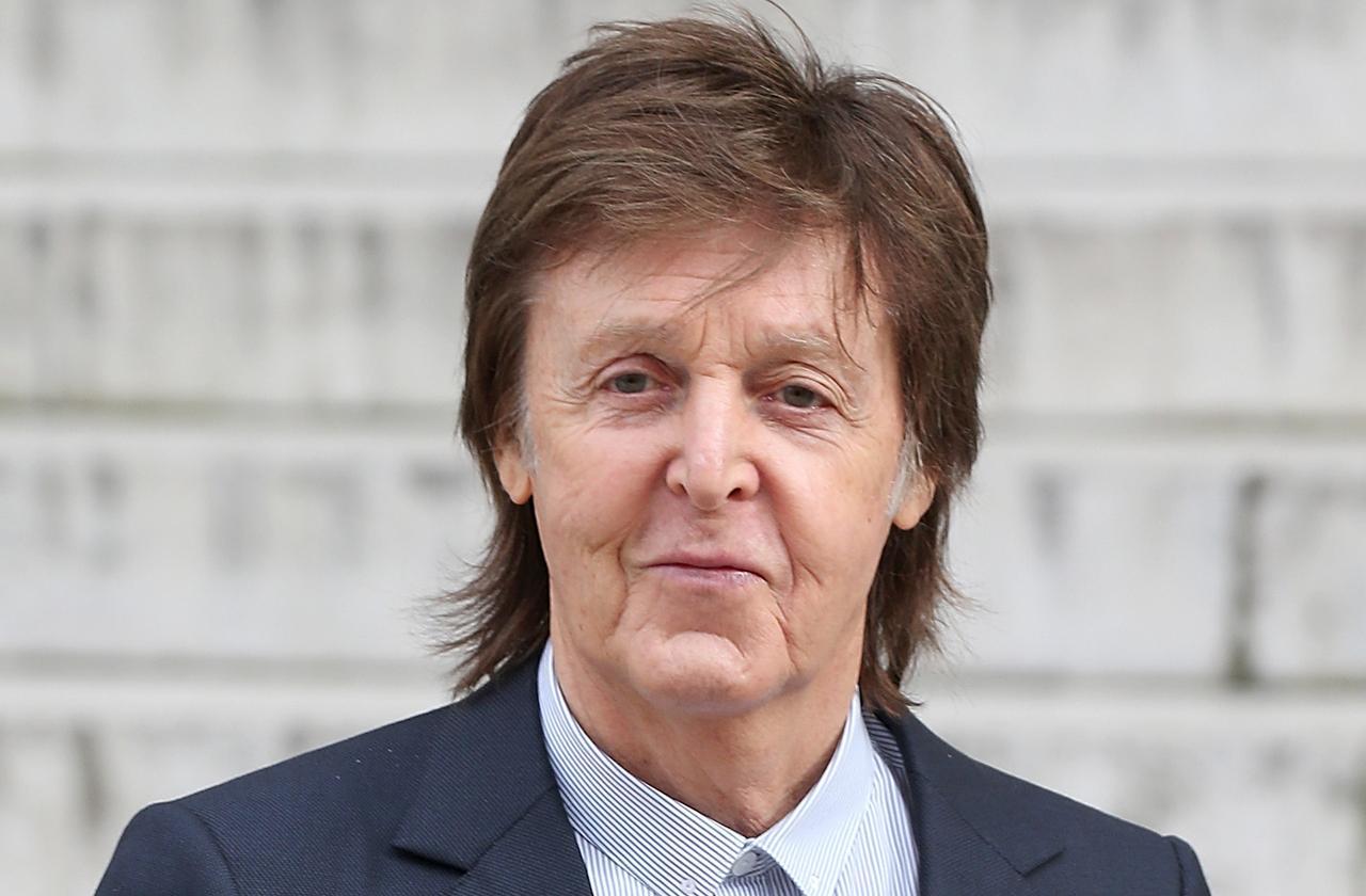 Paul McCartney gay bar beatles singer caught club cumming