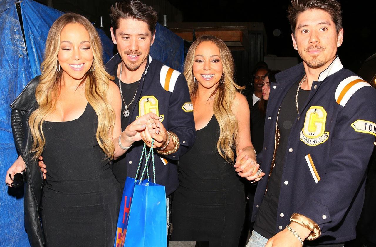 Mariah Carey Bryan Tanaka Birthday