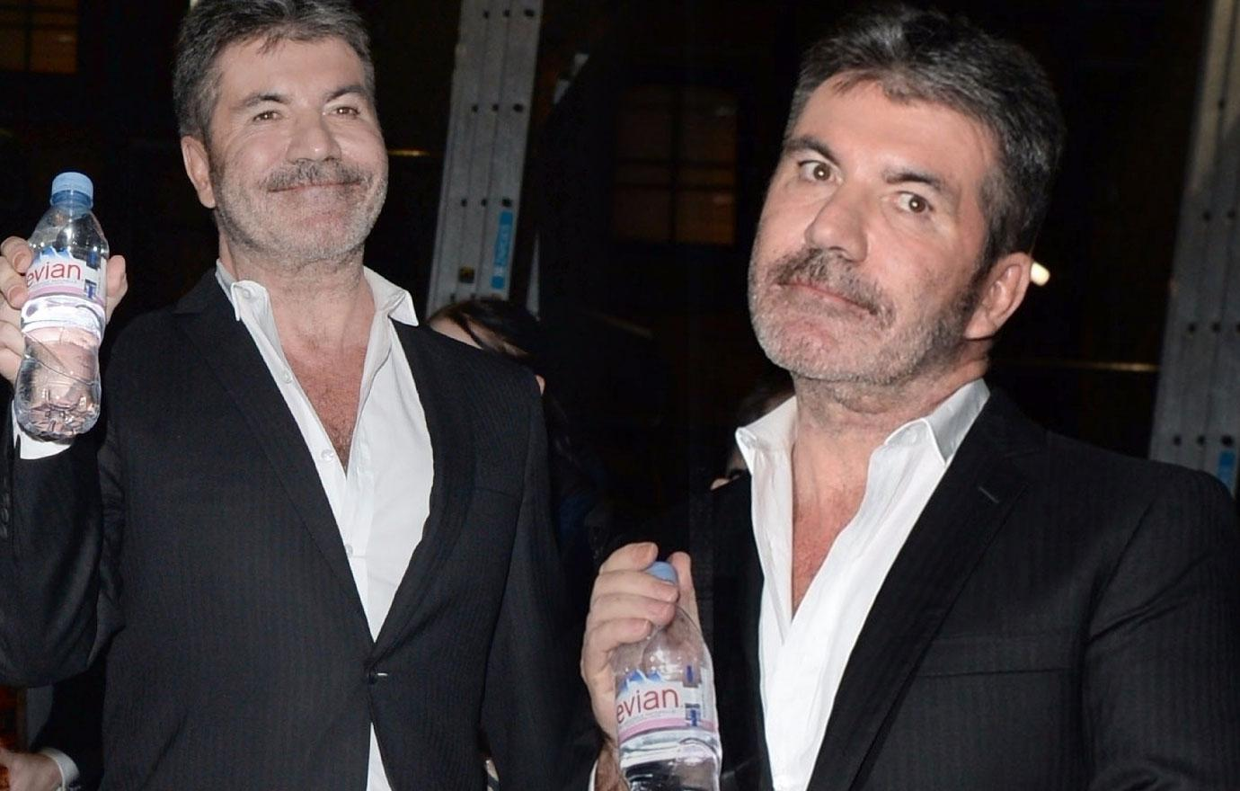Simon Cowell Steps Out After Health Scare Fall