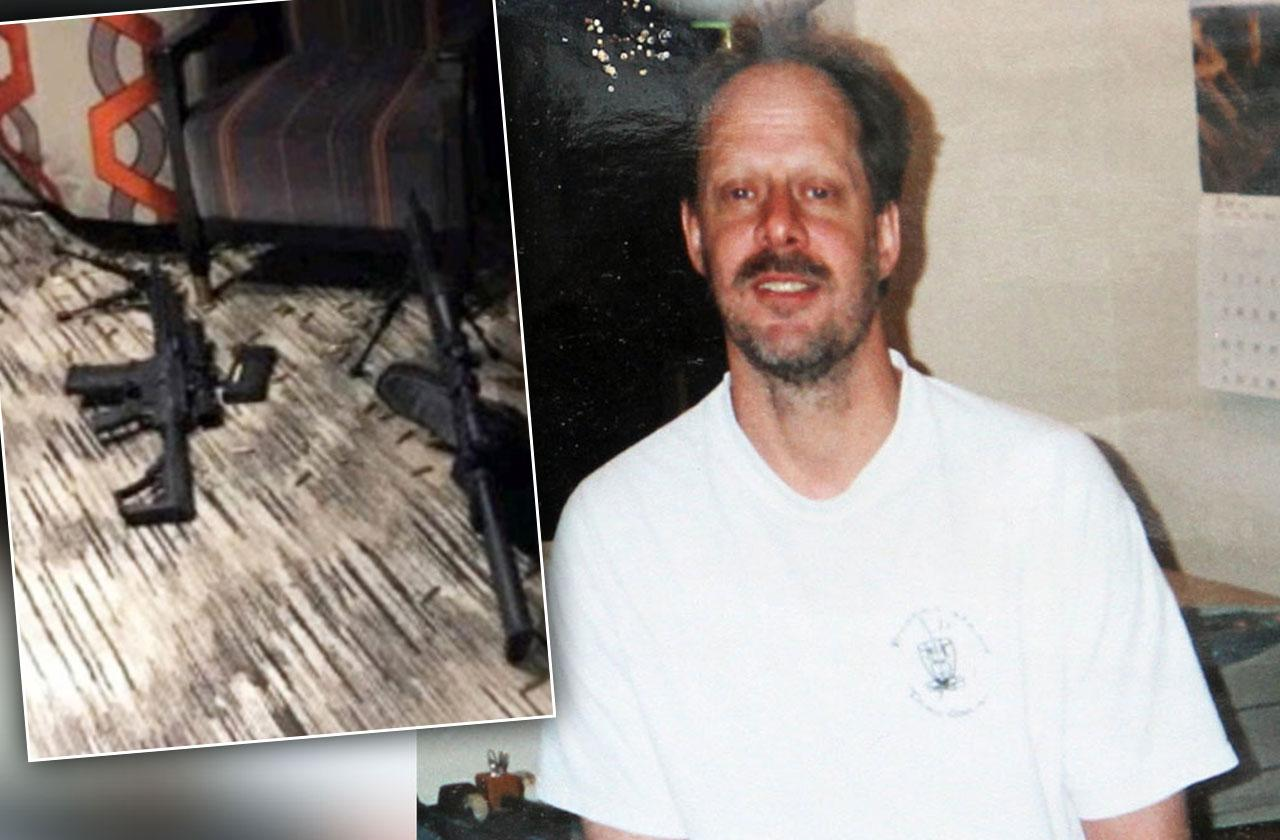 Stephen Paddock Las Vegas Shooter Escape Plan