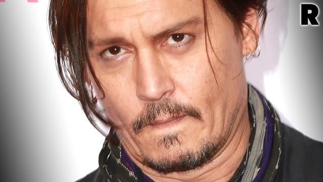 Johnny Depp Dogs Prison