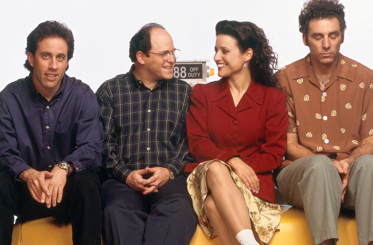 //julia Louis Dreyfus jerry seinfeld reunion breast cancer pp