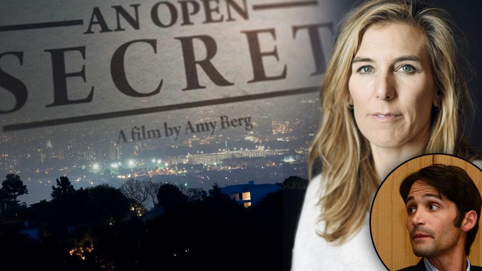 'An Open Secret' Hollywood Sex Abuse