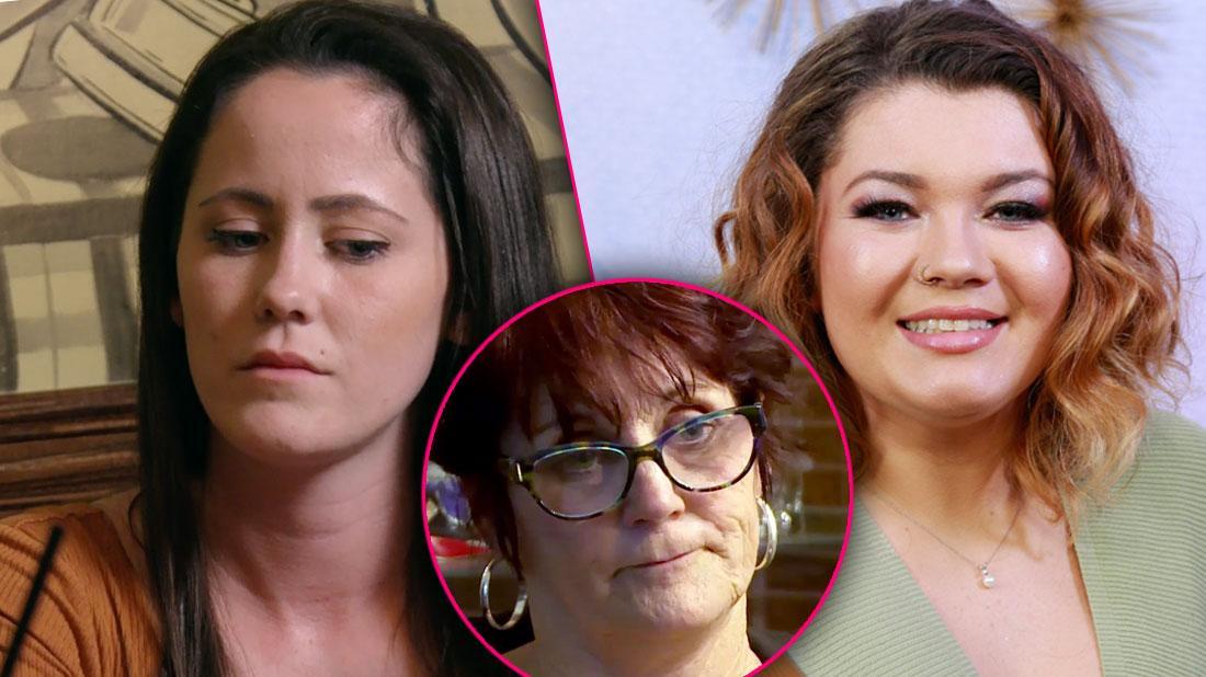 Jenelle Evans' Mom Barbara Slams MTV For Not Firing Amber