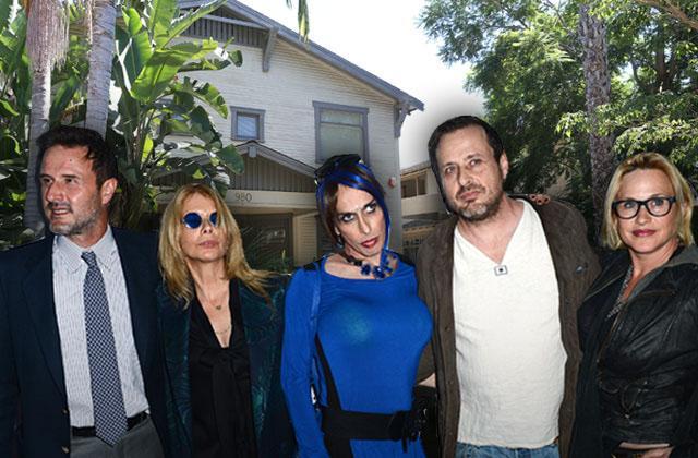 Alexis Arquette Dead AIDS Feud Family
