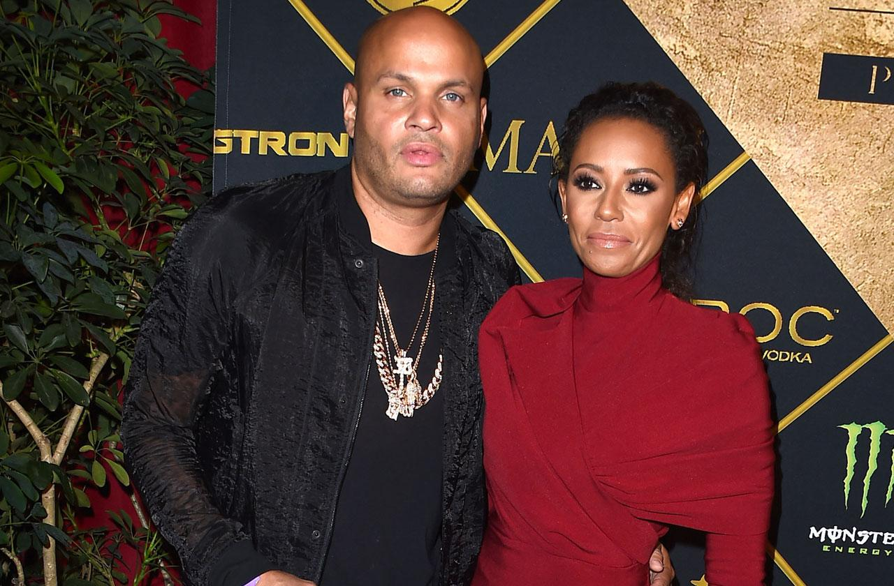 Mel B And Stephen Belafonte Face Off In Court