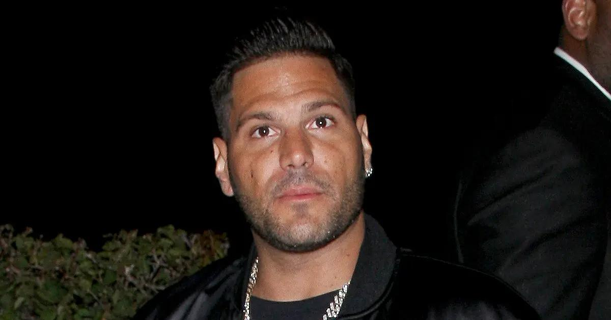 Ronnie Ortiz-Magro Doesn't Appear At Probation Violation Hearing ...