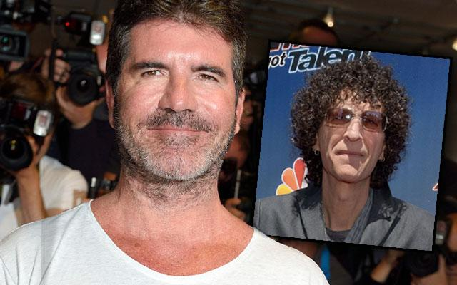 Simon Cowell Howard Stern Leaked Sony Email