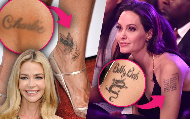celebrity tattoos catastrophes