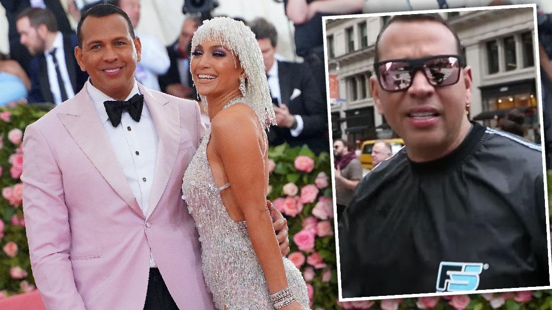 Alex Rodriguez Goes On Intense Diet Ahead Of Met Gala