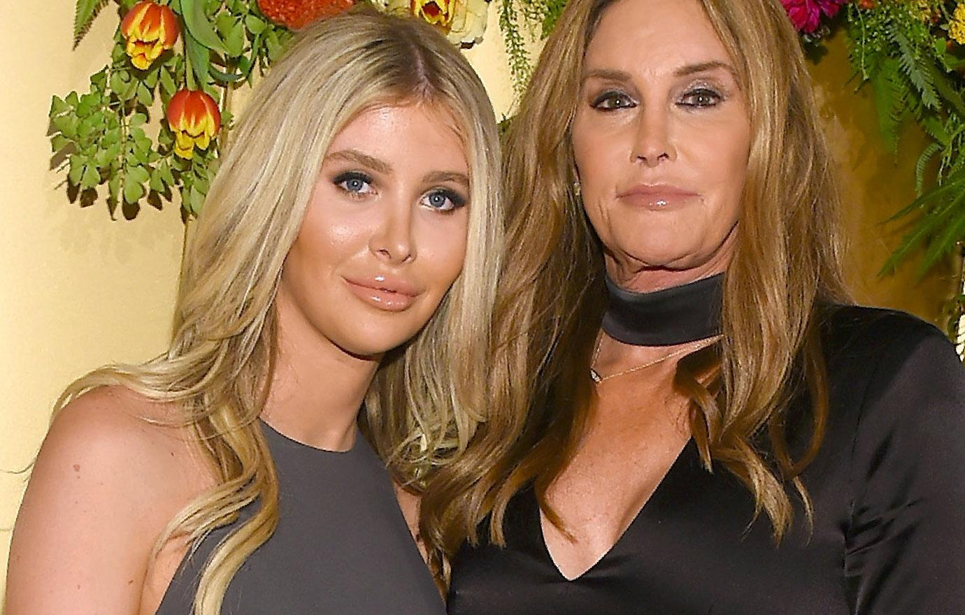 Caitlyn Jenner Brings Sophia To Family Thanksgiving Ex Wives