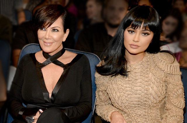 Kylie Jenner Tyga Split Kris Jenner Matchmaker