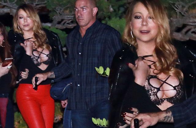Mariah Carey James Packer Breakup Dancer Partying Engagement Ring Millions Pics